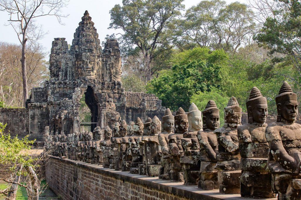 Cinq raisons d'aller au Cambodge, et même plus