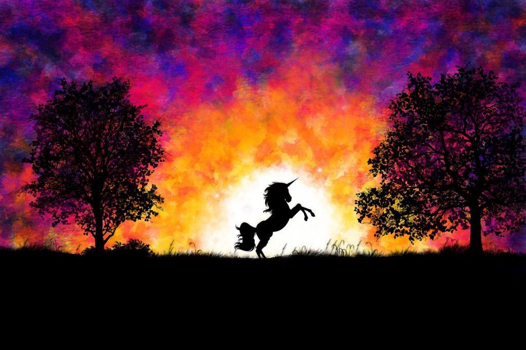 La licorne vous aide à ouvrir la magie de la mode