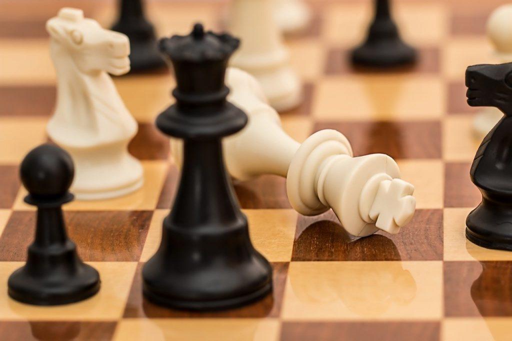 Savez-vous que les jeux d'échecs sont différents